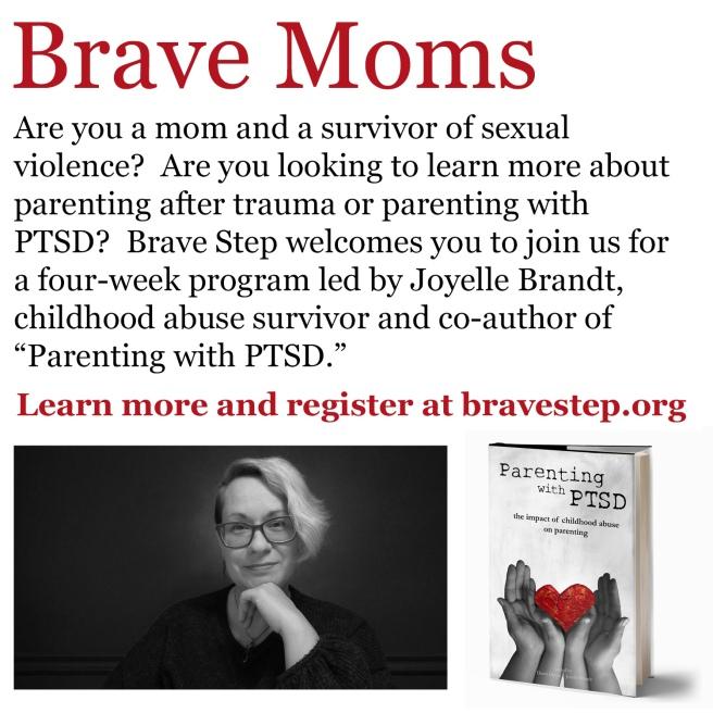 Brave Moms Promo Square